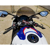 TWM Quick Action Carbon Fiber Gas Cap for S1000RR - TBMWF.02