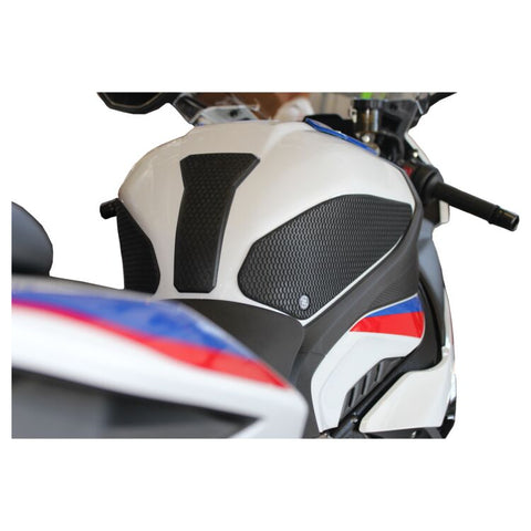 TechSpec Snake Skin Tank Protection and Traction Grip Pads S1000RR K67 2020