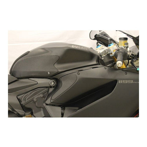 TechSpec Snake Skin Tank Protection and Traction Grip Pads Panigale V2