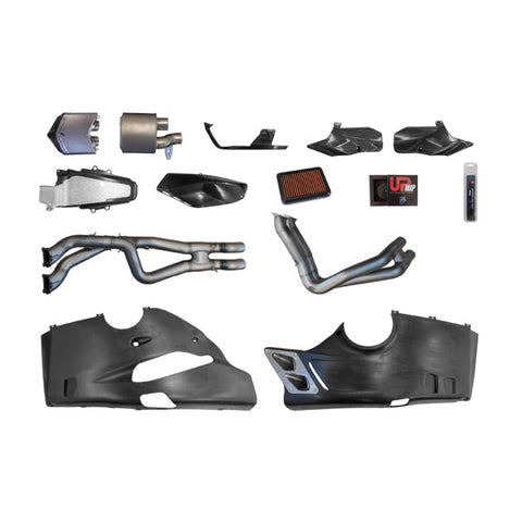 Termignoni 4 USCITE Full Exhaust System Kit for Panigale V4 / V4S / Speciale