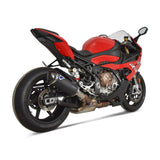 Termignoni Black Ceramic Coated Titanium Slip On Exhaust S1000RR K67