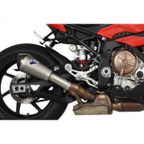 Termignoni Conic Titanium Slip On Exhaust S1000RR K67 2019 2020