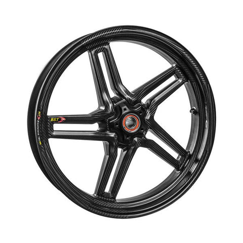 BST Rapid TEK Carbon Fiber Wheel Set for Yamaha R1 R1S R1M FZ10 MT10