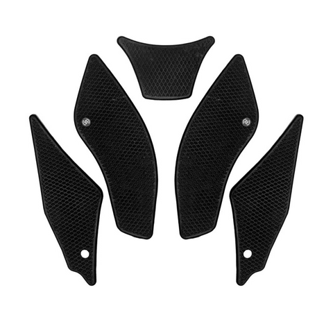 TechSpec Snake Skin Tank Protection and Traction Grip Pads Yamaha R1 R1S R1M
