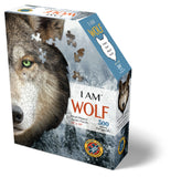 Madd Capp Puzzles 300: I AM Wolf
