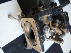 One (1) USED CORE Bendix PS-50 Pressure Carburetor|Un (1) CORE USADO Carburador a Presion Bendix PS-50