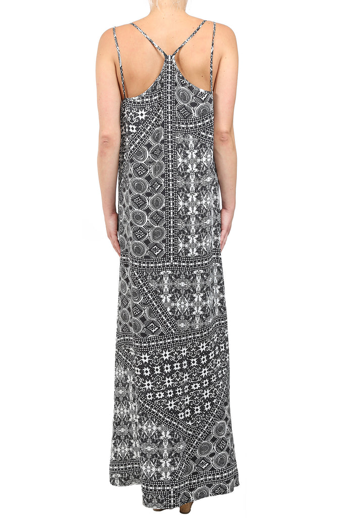 SUNKISSED MAXI DRESS - AS IS