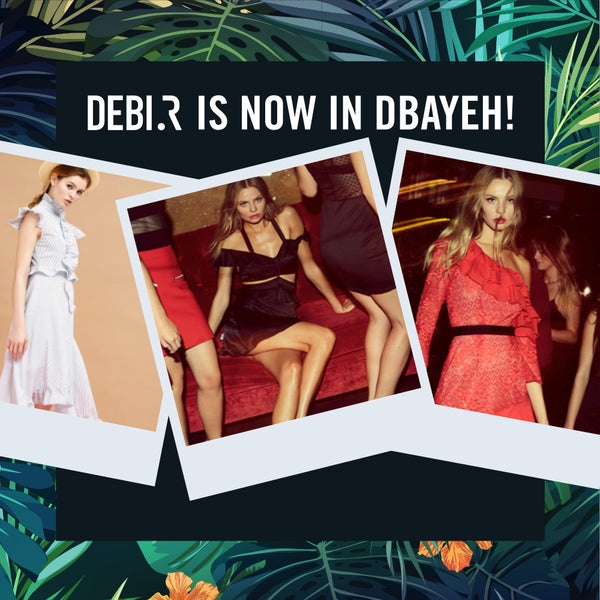Debi.R Dbayeh...A Real Shopping Experience