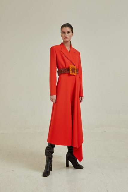 FWN05 Trench Dress