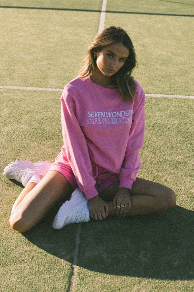 SEVEN WONDERS JUMPER