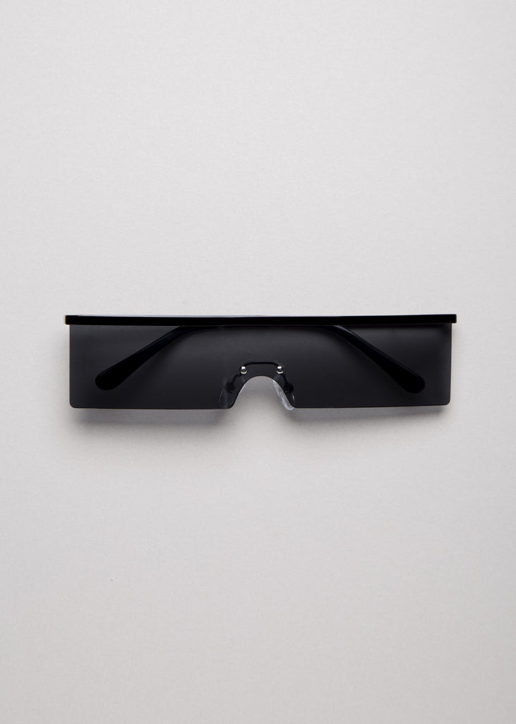 Black Margaret Sunglasses 1