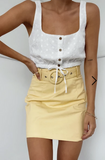 HAZEL MINI SKIRT