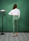 GOOD TIME GIRLS TAPERED TROUSERS