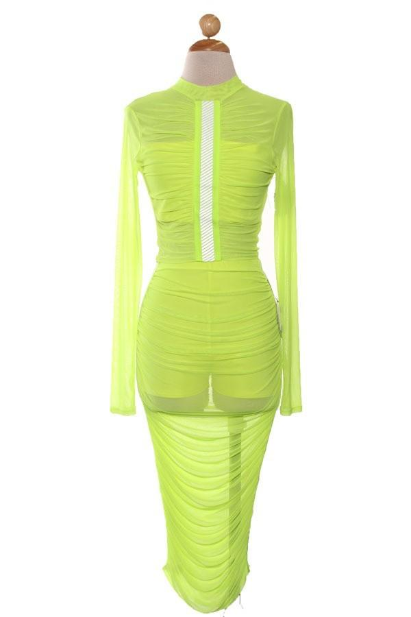 Neon Vibes 2 Piece Set