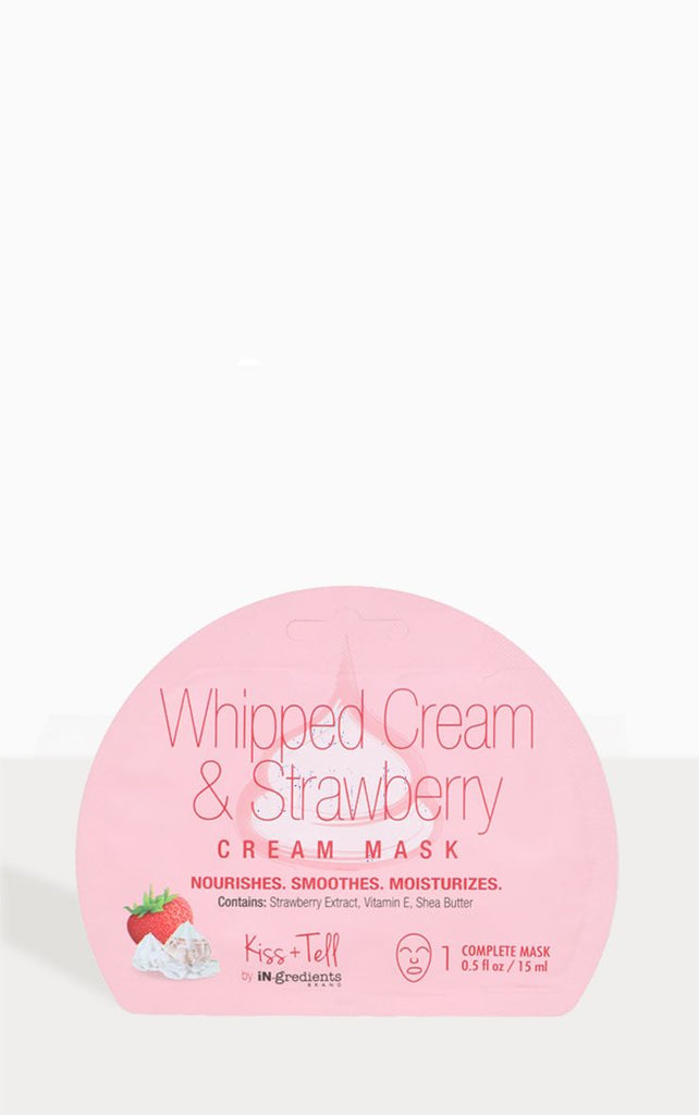 iN.gredients Whipped Cream & Strawberry Cream Mask 2