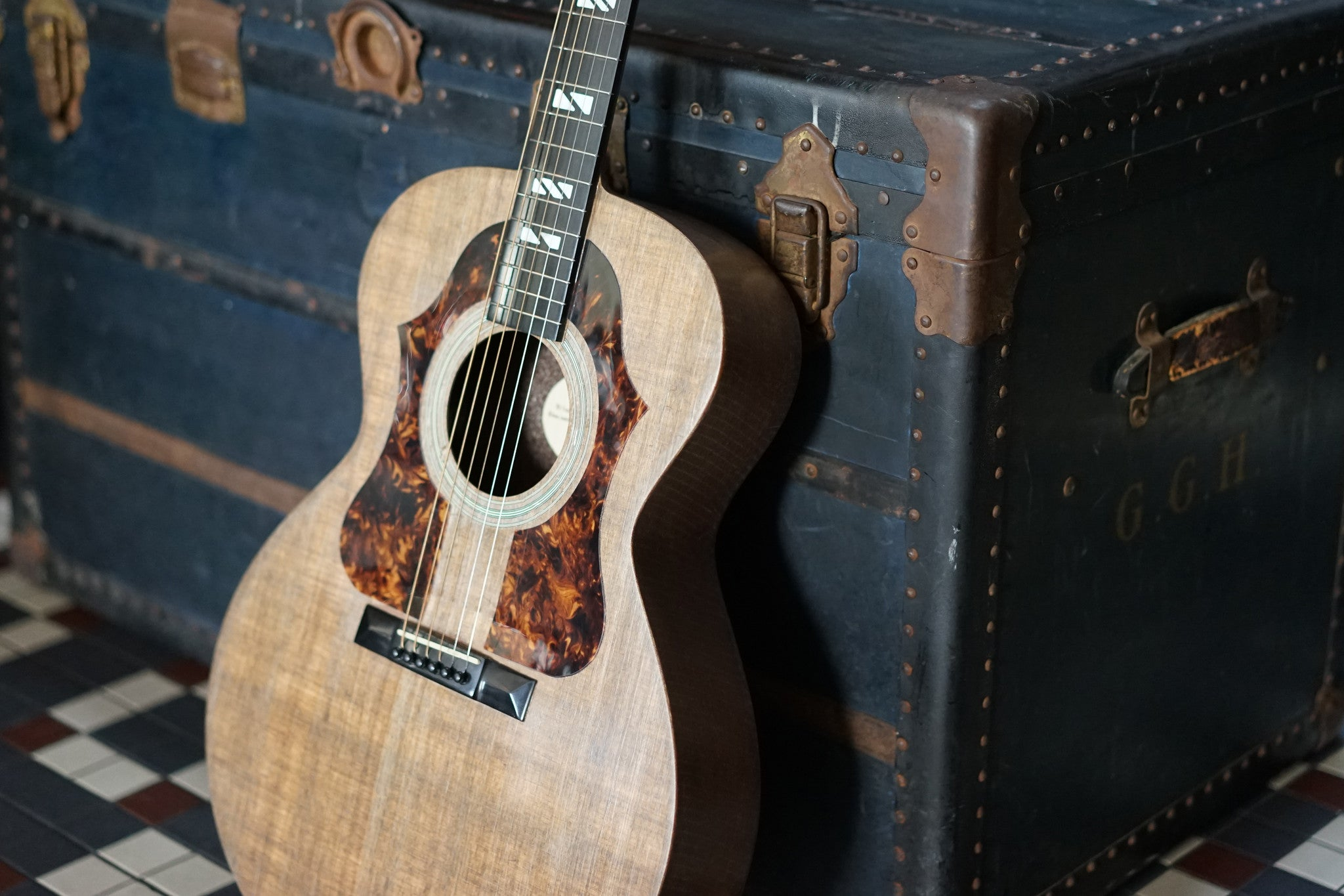 Blackbird El Capitan debuts at NAMM 2014