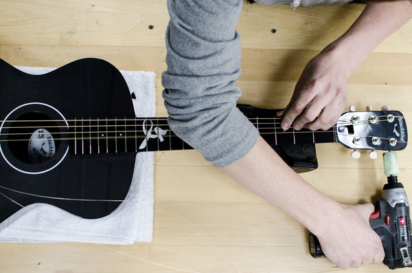 Blackbird: Taking Guitars Where Guitars Have Never Gone Before
