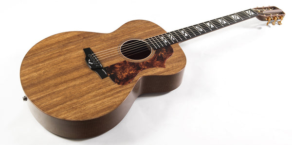 Wired.com article: $3,000 Guitar Made of 'Solid Linen' Looks and Plays Like Wood