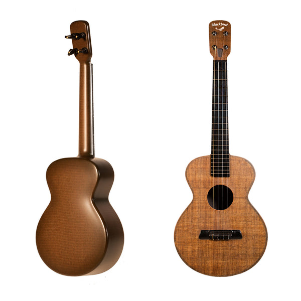 Farallon launched: first Ekoa linen fiber tenor uke