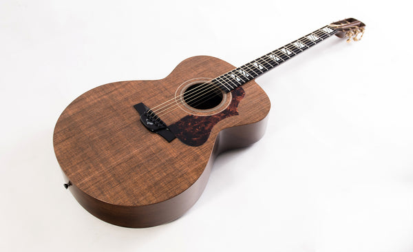 Blackbird El Capitan acoustic released, first made of Ekoa® linen