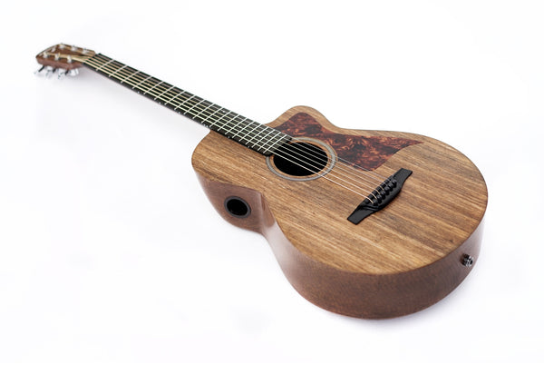 Blackbird Savoy small body Ekoa Guitar launched!