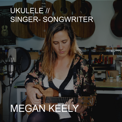 Blackbird Sessions featuring Megan Keely