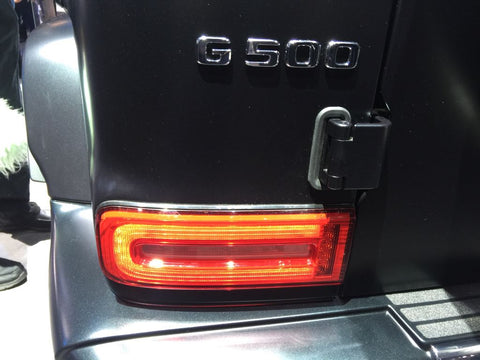 2019 G-Wagon tail light G500