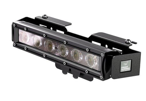 "10"" 240mm Camping LED lightbar for G-Wagen Slimline II roof rack"