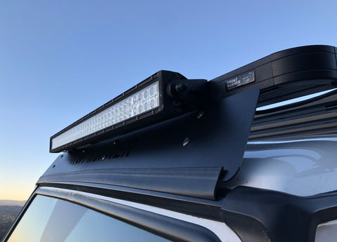 "40"" Lightbar for Mercedes G-Wagen Slimline roof rack 2.4m"
