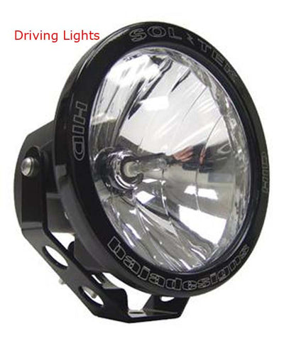 Auxillary HID Driving Lights - Baja Designs PreRunner 6""
