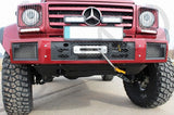 New GfG winch bumper for 2016+ G Class