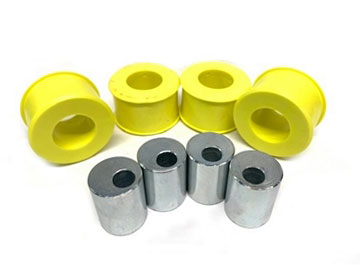 Caster Correction Offset Bushings for Mercedes Gwagon