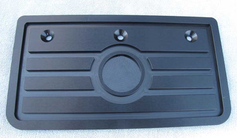 Aluminum Step Plate for Gwagenacessories Rear Bumper