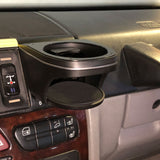 GWagon cup holder vent mount