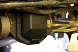 VTS Differential Cover on Mercedes-Benz Gwagen VTS-7143