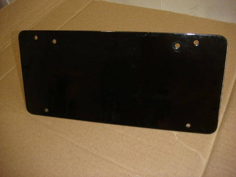 License Plate Holder for Tow Pin Bumper, photo by R. Hinnant