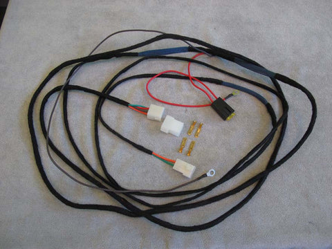 Gwagen Electric Trailer Brake Controller Harness for W463 from 2002 to 2012
