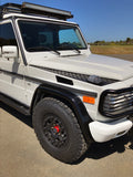 Fender Top Protection Overlay for Mercedes G-Wagen Fender Guard