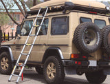 G-wagon with Telescopic ladder