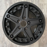 "18"" Mercedes GWagon Hutchinson Wheels ET63 Black W463"