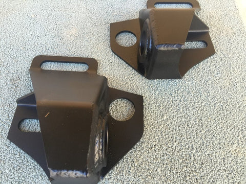 Control Arm Military Style Frame Brackets for Gwagon