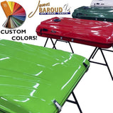 James Baroud Custom Colors for Hard Shell Roof Top Tents RTT
