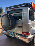 "Lockable Spare Wheel Cover 19"" for New G-Class W463A"
