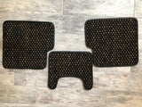 Mercedes G-Class floor mats rear durable custom made