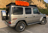 2019 Mercedes G-Class Roof Rack low full length New W463A