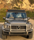 2019 2020 Mercedes GWagen low full length roof rack with wind fairing New W463A