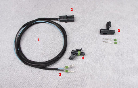 Roof Rack Wiring Harness for Mercedes Benz G-Class