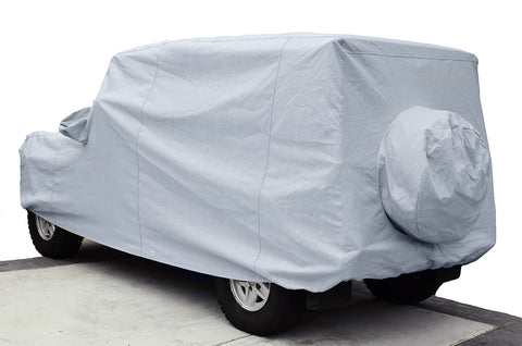 G-Wagon Custom Car Cover for 5 Door Models from 1979-2018 (LWB)