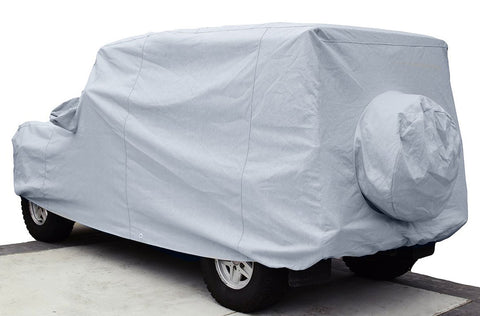 4x4 Square Mercedes G-Wagen Custom Car Cover Waterproof Noah W463 4x4²