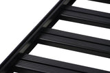 Close View - SlimLine Full Size Tall LWB Mercedes G-Class HD Roof Rack - VTS-7192